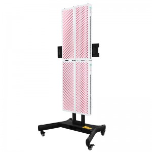 Reddot Red LED Light Therapy 660nm 850nm Support Mobile Traitement Complet Du Corps Soins Maison PDT LED Light Therapy
